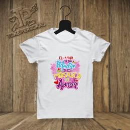 Camiseta el amor de una Madre