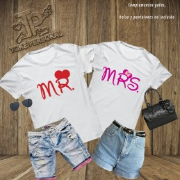 MR. Y MRS.
