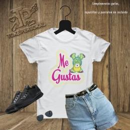 ME GUSTAS