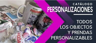 CATÁLOGO PERSONALIZACIONES TOKE PERSONAL